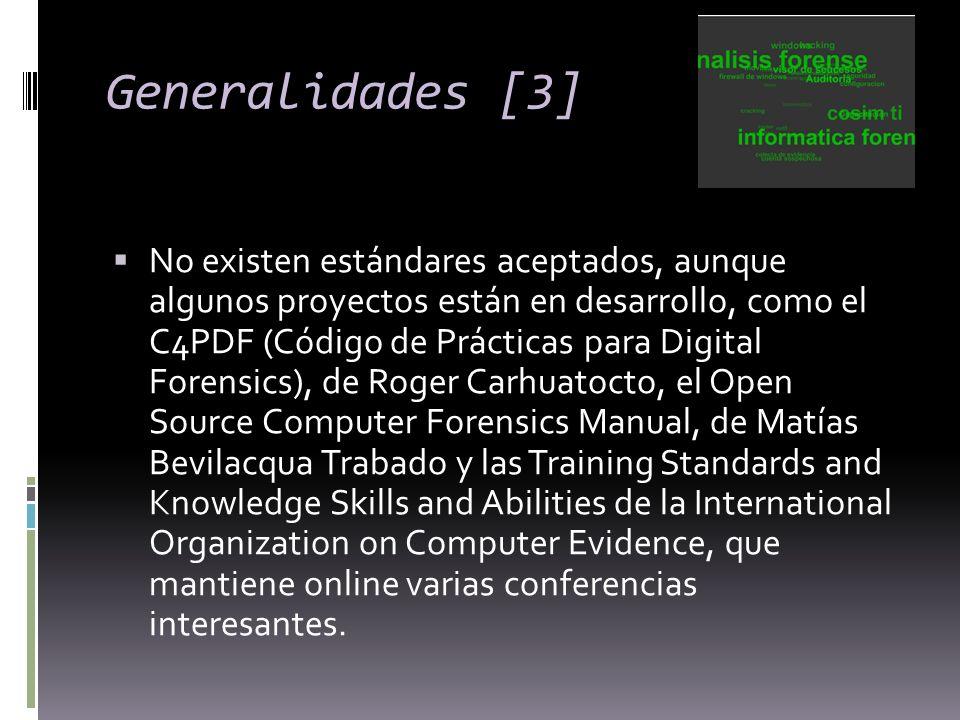 Generalidades [3]